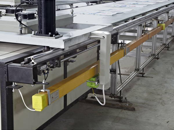 SPT Automatic Flatbed Screen Printer | Changs